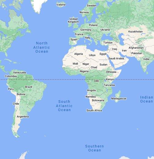 CLICK Seznamka Doln Dobrou - Google My Maps